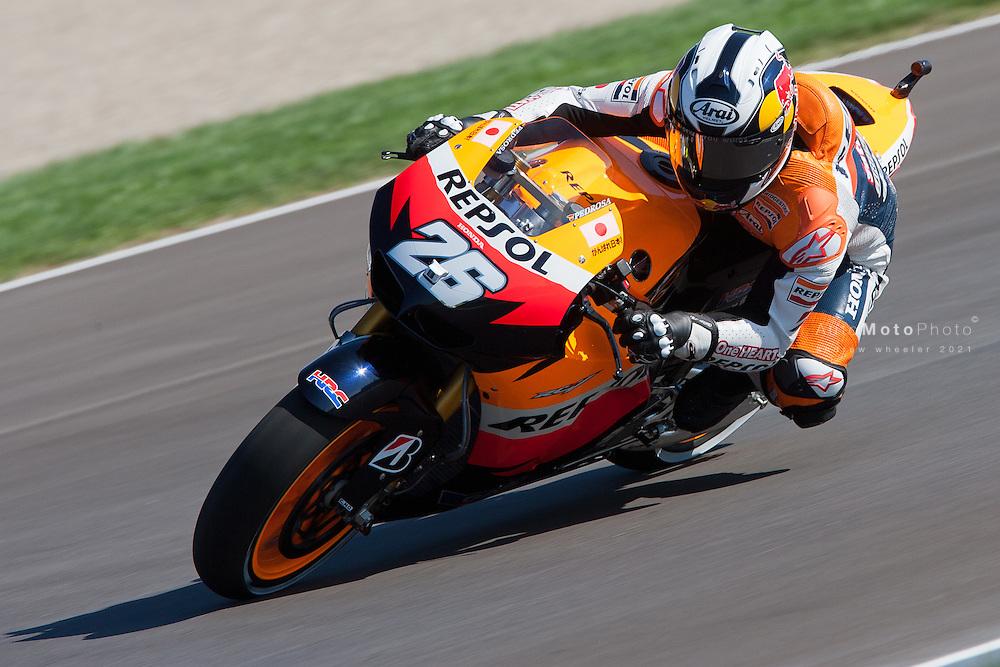 2011 MotoGP World Championship, Round 12, Indianapolis, USA, 28 August 2011, Dani Pedrosa