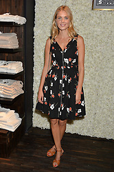 DONNA AIR at the launch of the new Rituals store at 29 James Street, Covent Garden, London on 1st September 2016.