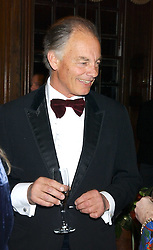 The MARQUESS OF READING at a fundraising dinner in aid of the Hoedspruit Endangered Species Foundation in the presence of TRH Rrince & Princess Michael of Kent at Kensington Palace, London on 2nd March 2006.<br /><br />NON EXCLUSIVE - WORLD RIGHTS