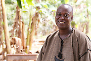 Bismark Bekoe is the leader of the United Cocoa Farmersâ.. Association in Ghana. He says this new feeling of enterprise in the community is making everyone think differently.