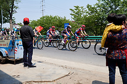 Mia Radotic (CRO) at Tour of Chongming Island 2019 - Stage 2, a 126.6 km road race from Changxing Island to Chongming Island, China on May 10, 2019. Photo by Sean Robinson/velofocus.com