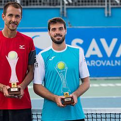 20180810: SLO, Tennis - ATP Challenger Zavarovalnica Sava Slovenia Open 2018, Day 8