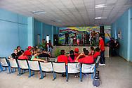 Cultural event in Buenaventura, Holguin, Cuba.