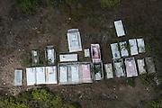 Cemetery<br /> East GUYANA<br /> South America