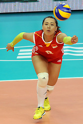 China Zeng Chunlei digs
