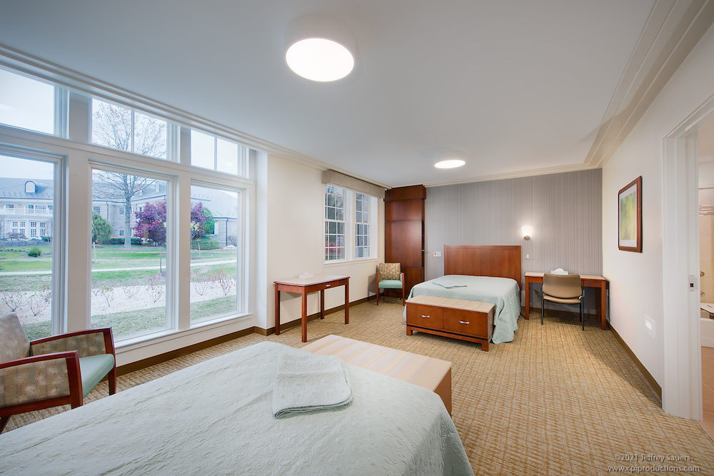 Interior image of Father Martin's Ashley Skips Hall in Havre De Grace  Marylandby Jeffrey Sauers of Commercial Photographics, Architectural Photo Artistry in Washington DC, Virginia to Florida and PA to New England