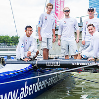 Team Aberdeen Singapore Sailors