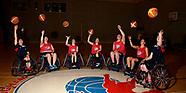 Birmingham Rockets - Wheelchair Basketball 2017