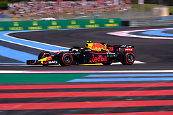 June 22, 2018 - Le Castellet, Var, France - Red Bull Racing 33 Driver MAX VERSTAPPEN (NDL) in action during the Formula one French Grand Prix at the Paul Ricard circuit at Le Castellet - France (Credit Image: © Pierre Stevenin via ZUMA Wire)
