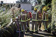 St Brelades fire 260214