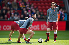 180324 Liverpool Legends v Bayern Munich Legends