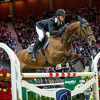 Rolex FEI World Cup Jumping Final - Round 2 - Gothenburg Horse Show 2013