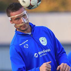 20081013: Football - Soccer - Slovenian National Team at practice