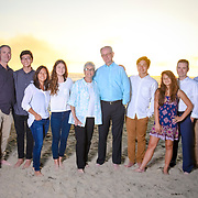Belcher Family Portraiture Pacific Beach 2017