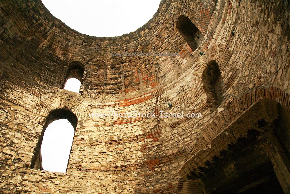 Palace of Diocletian, Split, Dalmatia, Croatia
