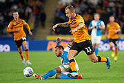 Kamil Grosicki of Hull City during the EFL Sky Bet Championship match between Hull City and Blackburn Rovers at the KCOM Stadium, Kingston upon Hull, England on 20 August 2019.