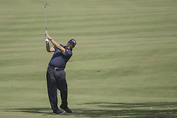 September 14, 2017 - Chicago, IL, USA - Phil Mickelson approaches the green of the 14th hole during the first round of the BMW Championship on Thursday, Sept. 14, 2017, at Conway Farms Golf Club in Lake Forest, Ill. (Credit Image: © Lou Foglia/TNS via ZUMA Wire)