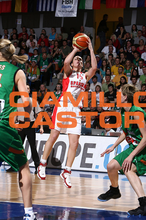 DESCRIZIONE : Brno Euroleague Women Final Four 2008 Final Brno Gambrinus Spartak Moscow Region <br /> GIOCATORE : Sue Bird<br /> SQUADRA : Gambrinus Brno Spartak Moscow Region<br /> EVENTO : Euroleague Women Final Four 2008<br /> GARA : Gambrinus Brno Spartak Moscow Region<br /> DATA : 13/04/2008 <br /> CATEGORIA : tiro<br /> SPORT : Pallacanestro<br /> AUTORE : Agenzia Ciamillo-Castoria/E.Castoria<br /> Galleria : Fiba Europe 2007-2008<br /> Fotonotizia : Brno Euroleague Women Final Four 2008 Final Brno Gambrinus Spartak Moscow Region<br /> Predefinita :