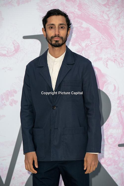 Riz Ahmed arrives at V&A - summer party, on 19 June 2019, London, UK