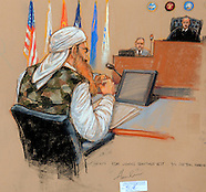 Guantanamo Bay Drawings