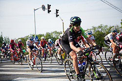 Marcella Toldi (BRA) at Tour of Chongming Island 2018 - Stage 1, a 111.5km road race on Chongming Island on April 26, 2018. Photo by Sean Robinson/Velofocus.com