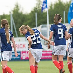 Scotland v Belarus, Women's Fifa World Cup 2019 Qualifier, 7 June 2018
