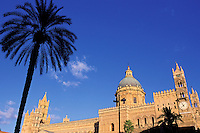 Italie. Sicile. Palerme. Cathedrale. // Cathedral of Palerme (palermo). Sicily. Italy.