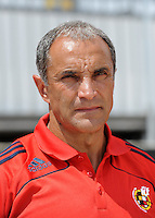 FIFA BEACH SOCCER WORLD CUP 2008 SPAIN - MEXICO   20.07.2008 Coach JOAQUIN (ESP).