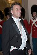 Staatsbezoek Denemarken - Dag 1. Staatsbanket in Paleis Christiansborg<br /> <br /> State visit Denmark - Day 1. State Banquet in Christiansborg Palace<br /> <br /> Op de foto / On the photo: minister van Buitenlandse Zaken Bert Koenders