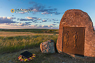Bear Paw National Battlefield near Chinook, Montana, USA