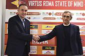 20171201 Virtus Roma Presentazione Luca Bechi