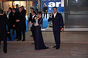 Tara Palmer-tompkinson; Eduardo Teodorani-Fabbr, Ark fundraising dinner and auction. ( Absolute Return for Kids ) Old Eurostar Terminal. Waterloo Station. London. 4 June 2009