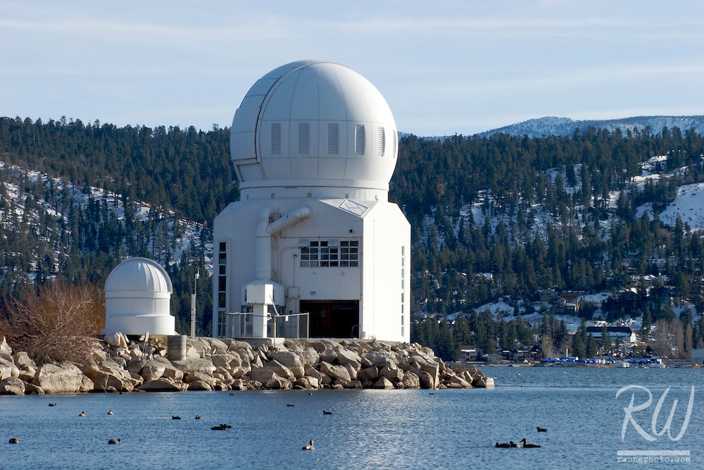 Big Bear Solar Observatory, San Bernardino National Forest, California
