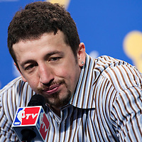 BASKET BALL - FINALS NBA NBA 2008/2009 - LOS ANGELES LAKERS V ORLANDO MAGIC - GAME 4 -  ORLANDO (USA) - 11/06/2009 - .HEDO TURKUGLU (ORLANDO MAGIC)