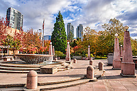 Bellevue Downtown Park