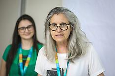 Carine Oedmann e Stella Bitencourt