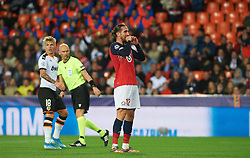 November 5, 2019, Valencia, Valencia, Spain: Yusuf Yazici of Losc Lille reacts during the during the UEFA Champions League group H match between Valencia CF and Losc Lille at Estadio de Mestalla on November 5, 2019 in Valencia, Spain (Credit Image: © AFP7 via ZUMA Wire)