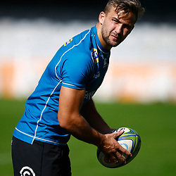 Jeremy Ward of the Cell C Sharks during The Cell C Sharks Captain's Run session at Jonsson Kings Park Stadium in Durban, South Africa 11th July 2019 (Photo by Steve Haag)