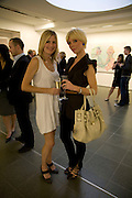 RUTH BARTLETT AND CHARLOTTE DUTTON, The London Magazine party to celebrate the New London Season and the TLM award for the Best-Dressed Man and Woman. Serpentine Gallery. 21 May 2008.  *** Local Caption *** -DO NOT ARCHIVE-© Copyright Photograph by Dafydd Jones. 248 Clapham Rd. London SW9 0PZ. Tel 0207 820 0771. www.dafjones.com.