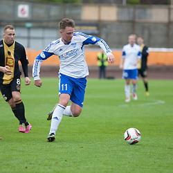 Berwick Rangers v Peterhead   Scottish league Two   3 May 2014