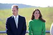 KATE & Prince William Visit The National Arboretum, Canberra 2
