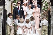 Pippa Middleton & James Matthews Wedding - 20 May 2017