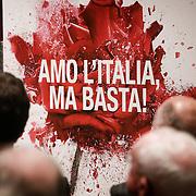 Amo l'Italia, ma basta!