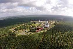 Luftaufnahme des Geländes des Bergwerks zur Erkundung eines Endlagers für hochradioaktiven Atommüll in Gorleben<br /> <br /> Ort: Gorleben<br /> Copyright: unbekannt<br /> Quelle: PubliXviewinG