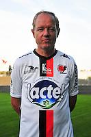 Stephane Osmaond - 17.09.2014 - Photo officielle Laval - Ligue 2 2014/2015<br /> Photo : Philippe Le Brech / Icon Sport