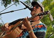Don Simpson concert at 2010 Tucson Folk Festival.
