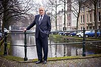 Den Haag, 5 februari 2019 - <br /> Portret van Wim Deetman.<br /> Foto: Phil Nijhuis