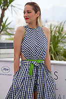 Actress Marion Cotillard at the Gueule D'ange (Angel Face) film photo call at the 71st Cannes Film Festival, Saturday 12th May 2018, Cannes, France. Photo credit: Doreen Kennedy
