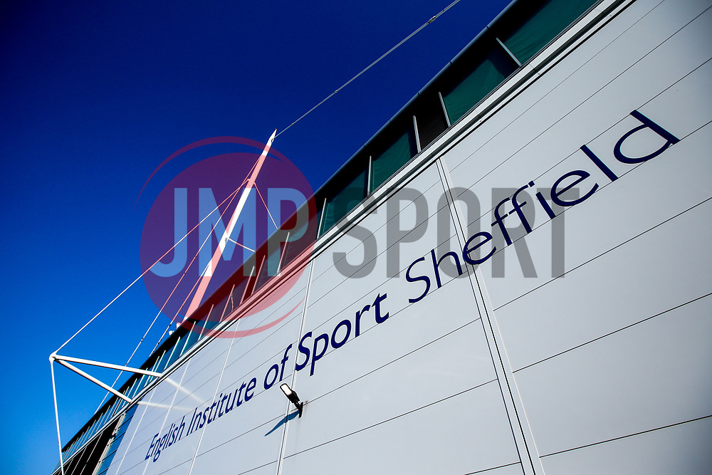 A general view of The English Institute of Sport, home to Sheffield Sharks - Photo mandatory by-line: Robbie Stephenson/JMP - 29/03/2019 - BASKETBALL - English Institute of Sport - Sheffield, England - Sheffield Sharks v Bristol Flyers - British Basketball League Championship