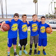 San Diego Bowl Games Hoops At The Beach 2016